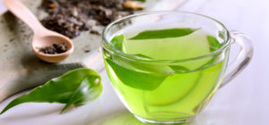 green tea for cornea blindness