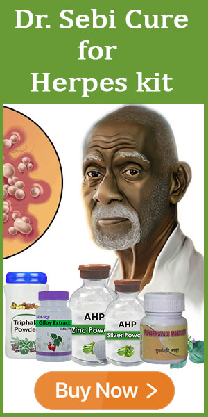 dr.sebi cure for herpes