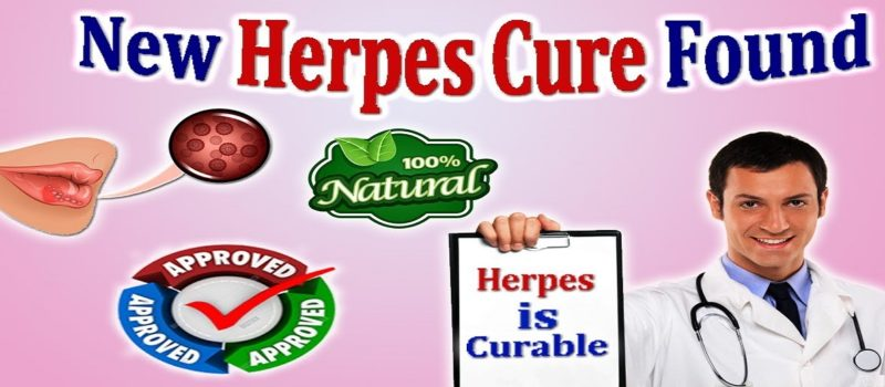 HERPES CURE 2019- HOPE IS WITH HERPOVEDA